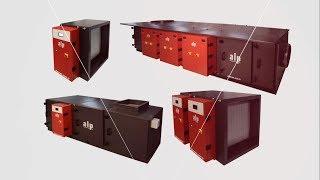 Alp Elektrostatik Filtre Sistemleri Video