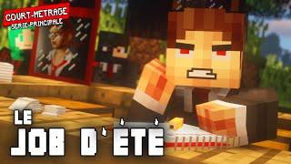 Le job d'été [Court métrage Minecraft]