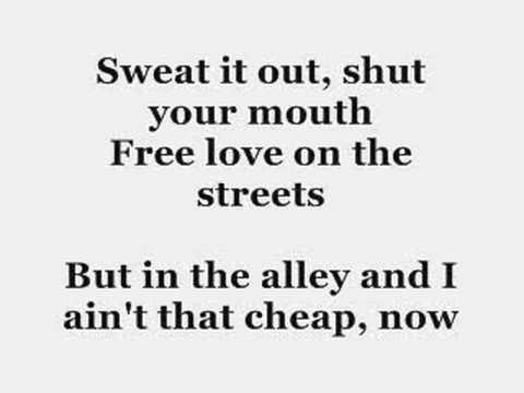 I Don't Care Fall Out Boy Lyrics - YouTube
