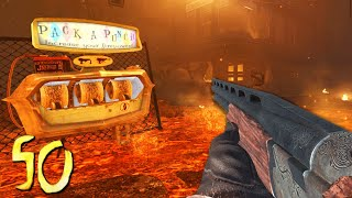 Getting to round 50 using the olympia only... (Black Ops 2 Zombies)