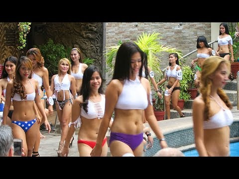 Angeles City Pool Party 'Miss Hennessy' at Score Birds Hotel, Philippines 🇵🇭 from YouTube · Duration:  34 minutes 43 seconds