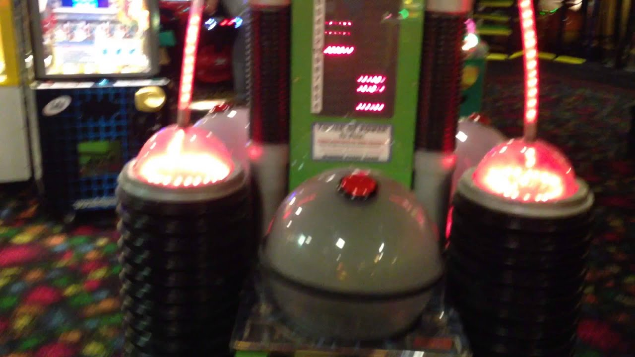Awesome Tower Of Power Bonus Jackpot Win Arcade Ticket