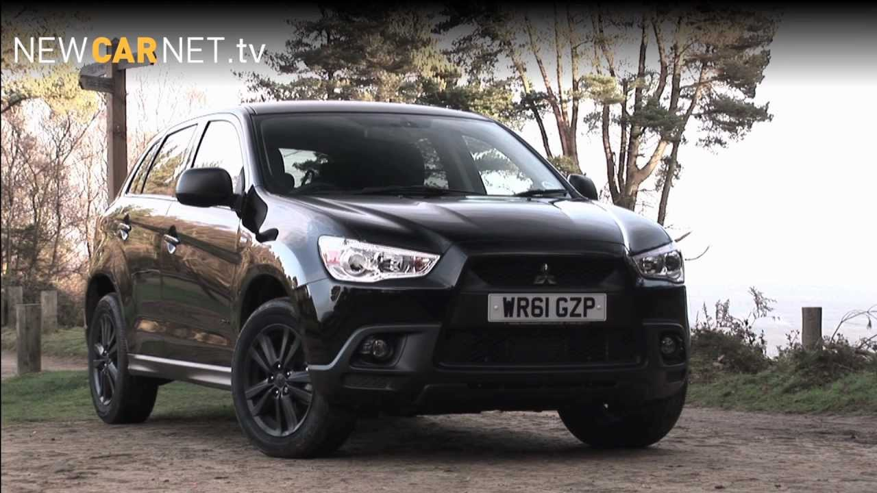 2012 Mitsubishi Asx Black Edition Review Boot Sizes Of Australia S 2011 Outlander Sport Engine Diagram Car Youtube