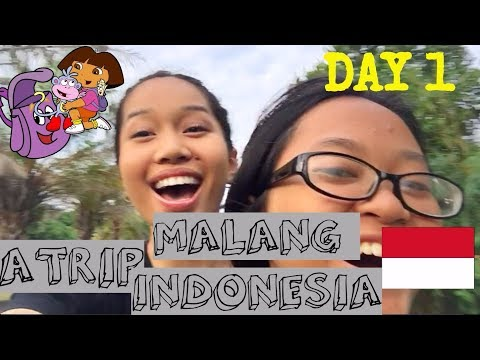 TRIP TO MALANG INDONESIA