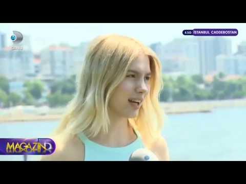 Aleyna Tilki röportajda ananı sikim Hadise dedi