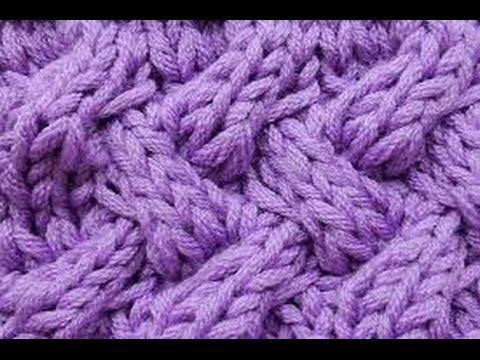 Đan entrelac(1)_Ứng dụng đan vặn thừng