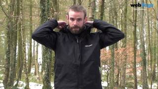 RG1 Waterproof Jacket from Berghaus - Excellent entry level waterproof and breathable jacket