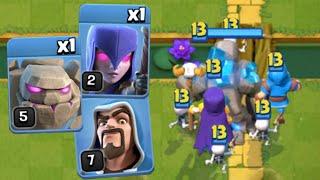 Clash of Clans but Clash Royale screenshot 4