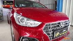 DP CAR SPA, Chennai - Hyundai Verna protected with 9H++ NANO CERAMIC COATING