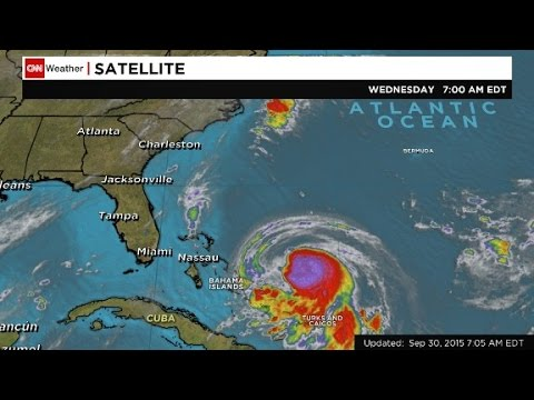 Hurricane Joaquin threatens East Coast