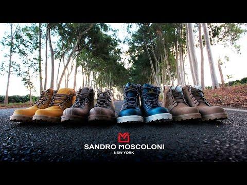 7d75ba4845 Botas Adventure Sandro Moscoloni - YouTube