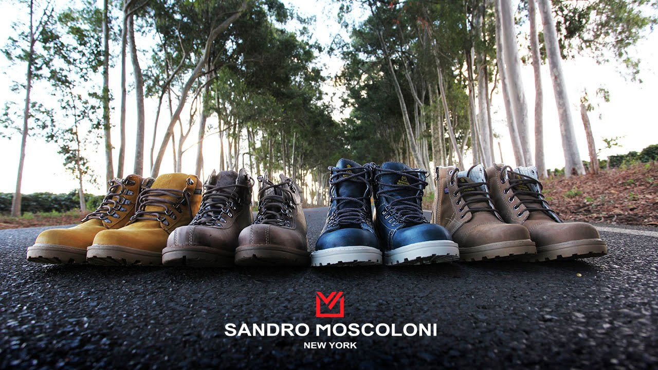 ff4c6195b5 Botas Adventure Sandro Moscoloni - YouTube