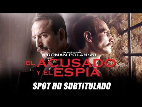 El Acusado Y El Espía (J´accuse Aka An Officer And A Spy) - Spot HD Subtitulado
