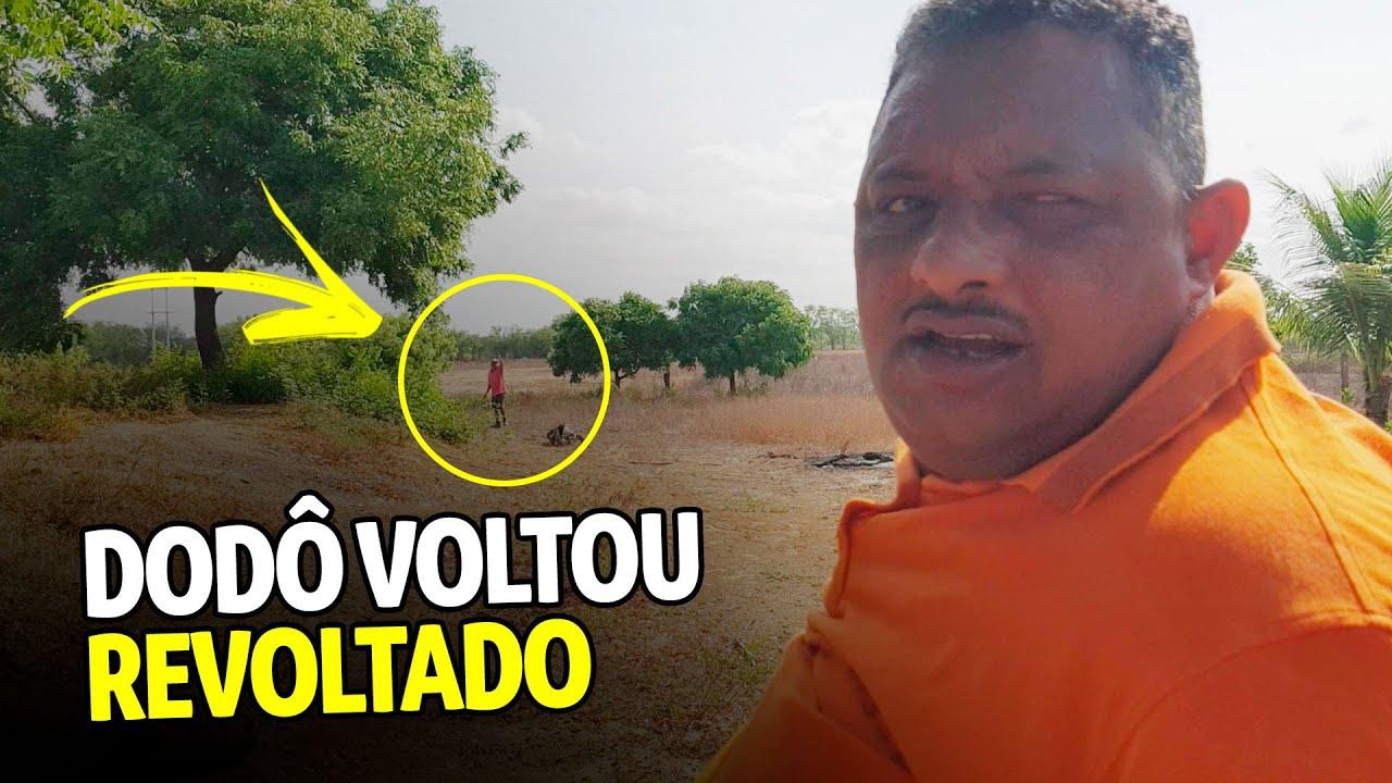 DODÔ VOLTOU REVOLTADO 😂