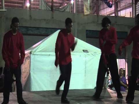 PURE VYBZ Antigua's Best Dance Crew  Pt.1