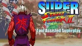 Street Fighter 2 Turbo Revival - Shin Akuma【TAS】