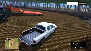 Farming Simulator 15 XBOX ONE CREATE A FOREST