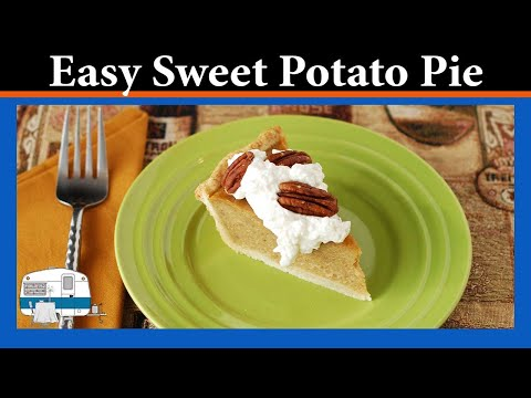 How to make a Sweet Potato Pie