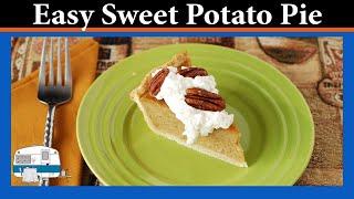 Sweet Potato Pie - White Trash Cooking
