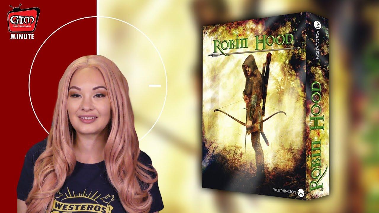 robin hoodworthington publishing  youtube