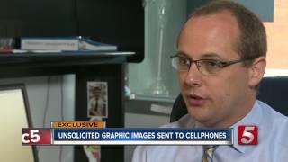 Child Porn Sent To Random Phones Sparks Human Traficking Investigation