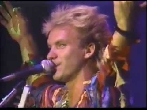 The Police Synchronicity Concert 1983 1h16m51s HQ