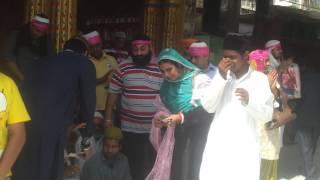 Didi Sarkar Ji in Dargah Ajmer ..(Karam Karam Ya Khwaja ji------)