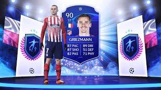 GRIEZMANN UCL WALKOUT! - FIFA 19 Ultimate Team
