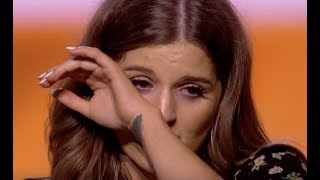 She Is Lack of Confidence, Judges Comfort Her and Give Her a Second Chance | The X Factor UK 2017
