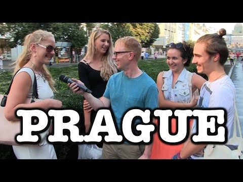 Joe Goes To Prague