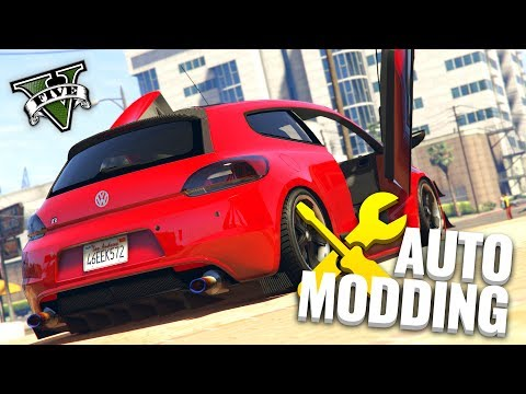 GTA 5 Auto Modding Tutorial (Add-on/Replace Cars)