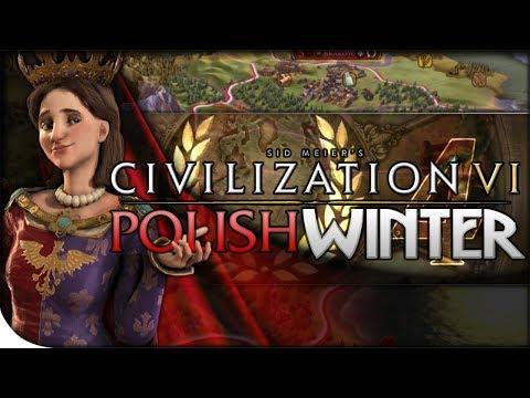 Poland Strikes Back (+ Pronunciation Lessons) | Civilization VI — Polish Winter 4 | Earth Prince
