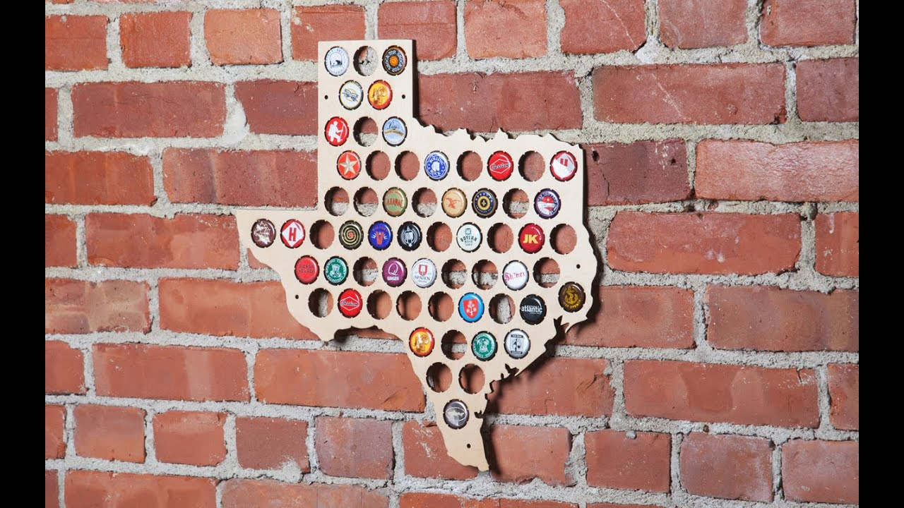 Heres How To Cap Off Your Favorite Beverage YouTube - Michigan bottle cap map