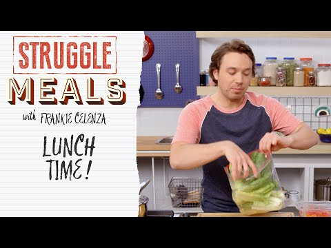 Lunches For Work | Struggle Meals