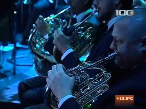 Симфоническое КИНО (21.06.2012)