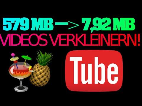Videos verkleinern und schneller auf Youtube Hochladen ~ KEIN QUALITÄTS VERLUST ~ Linux, Win und Mac
