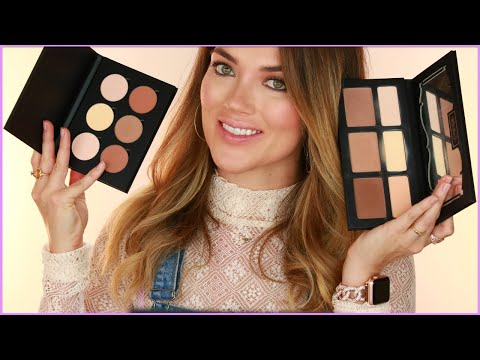 How To Contour Your Face and Bake Your Face Step By Step Tutorial For Contouring And Highlighter