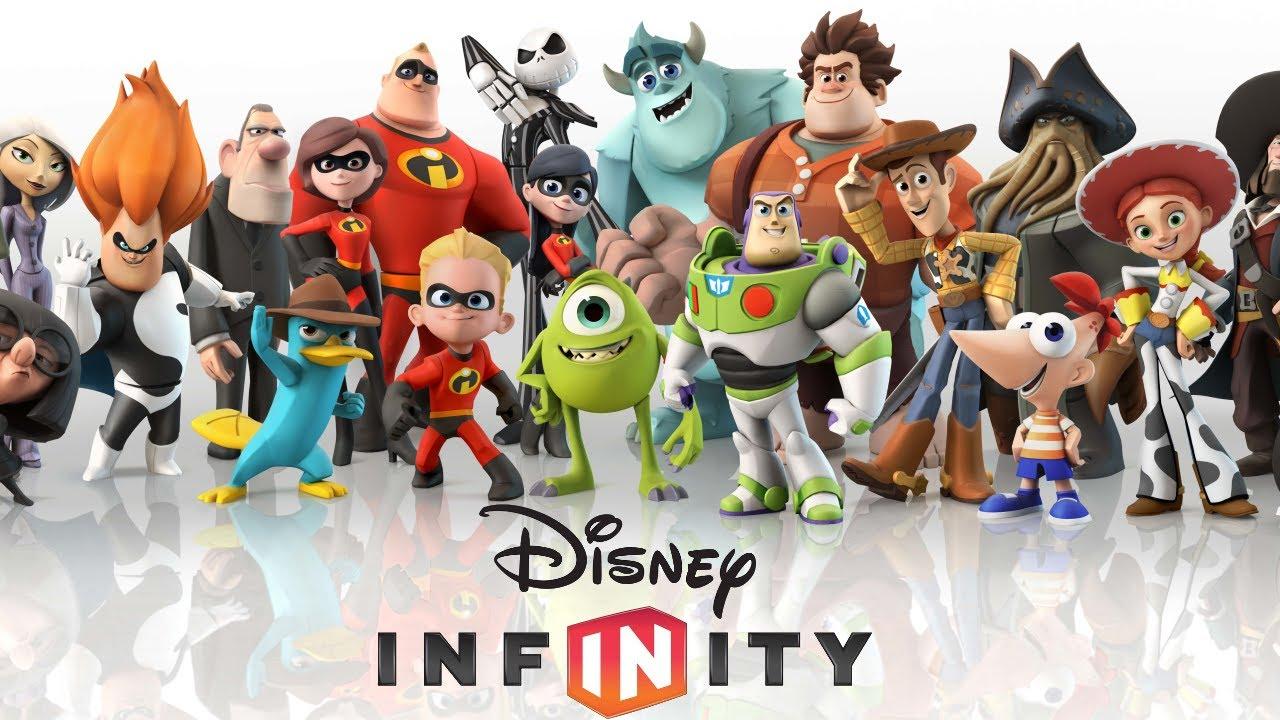 Disney Infinity Reveal Trailer Wii Wiiu Ps3 X360 3ds