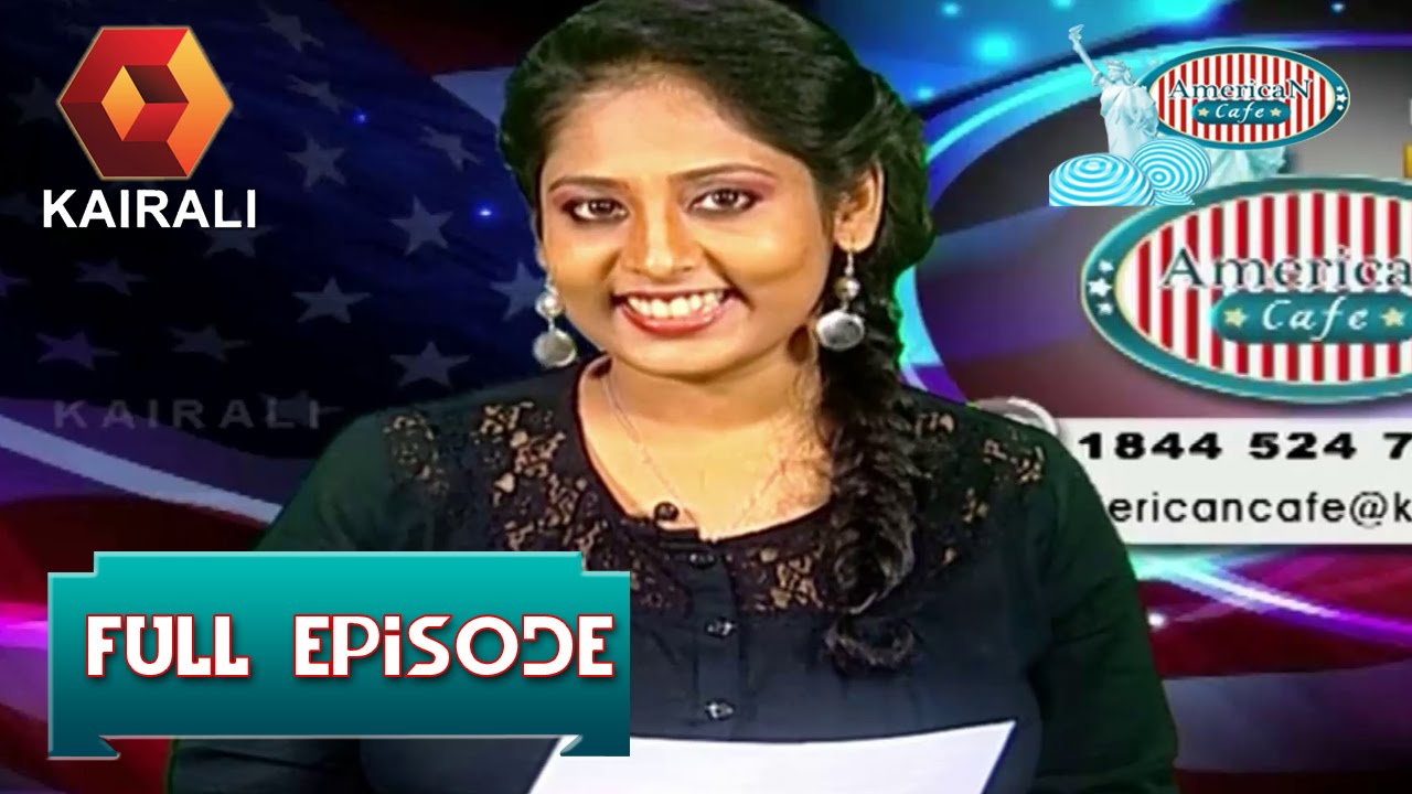 American Cafe | 22nd June 2015 | Full Episode