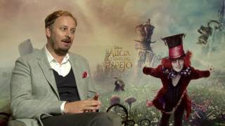 James Bobin Presents 'Alice Through The Looking Glass'