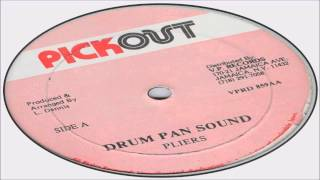 Pliers-Drum Pan Sound (Pickout Records)