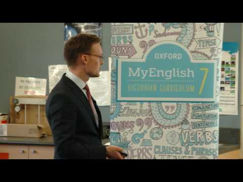 Oxford MyEnglish for the Victorian Curriculum Video Workshop