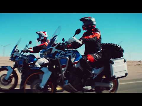 All New 2018 Africa Twin Adventure Sports