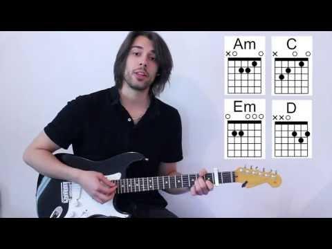 cours-de-guitare---get-lucky---daft-punk
