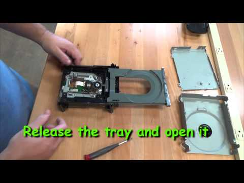 Xbox 360 center motor replacement for spindle motor type