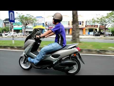 Yamaha Nmax 155 Review Malaysia