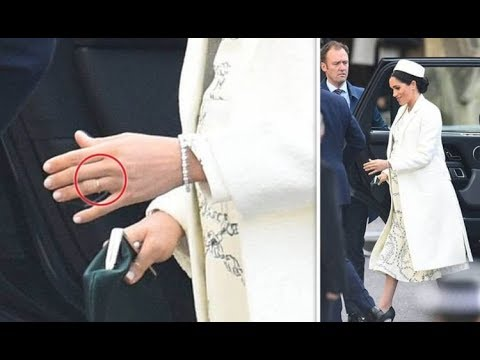 Meghan Markle steps out without her engagement ring AGAIN - is THIS the reason? - Today News US