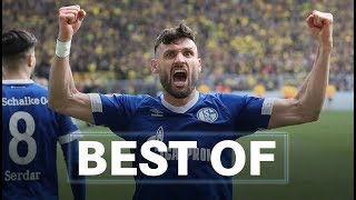 Top 10 Goals & Moments | Revierderby | FC Schalke 04