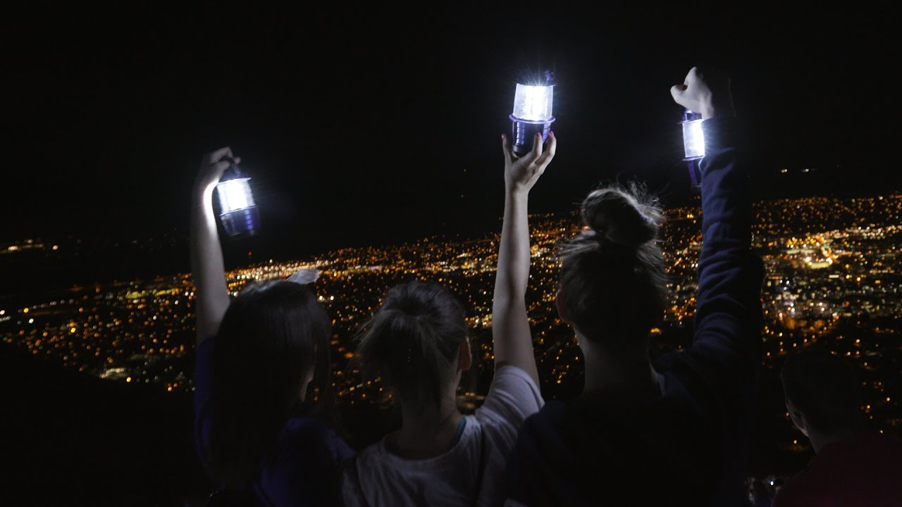 New Lights For Y Mountain Byu Homecoming 2017