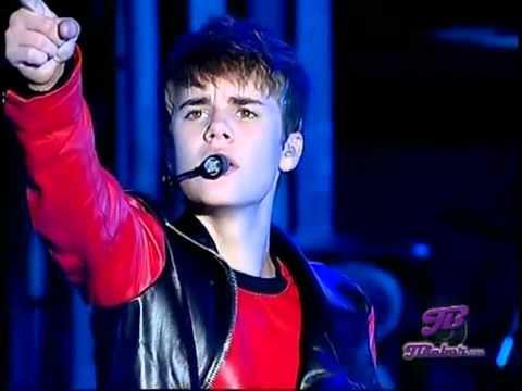 Justin Bieber Concert -- U Smile -- October 8, 2011 - Sao Paulo, Brazil